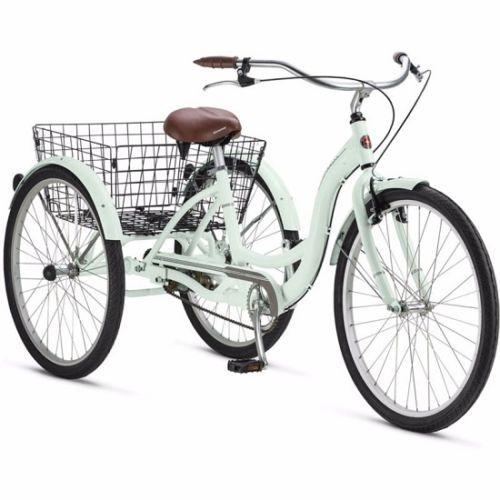 Schwinn Adult Tricycle 3 Wheel Bicycle Bike Three Wheeler Basket