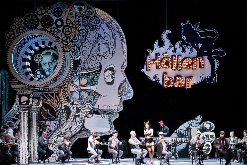 Hoffmanns Erzählungen - Bilder - Theater Bonn: