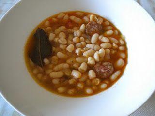 La Cocina Mágica De Manu Potaje De Habichuelas Con Chorizo Recetas De Comida Chorizo Habichuelas