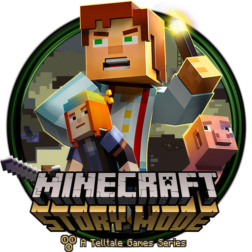 32 Best Minecraft Storymode Images Minecraft Mode Games Story