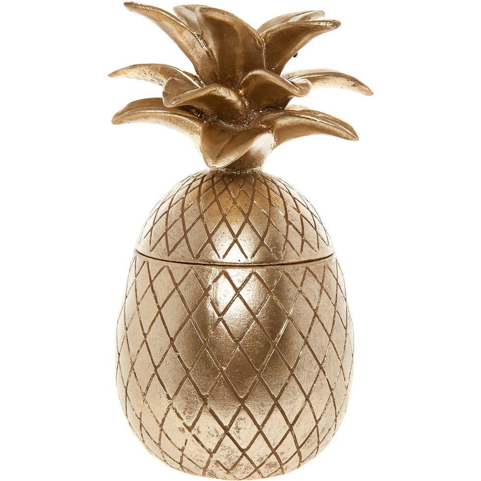 Rose gold tone pineapple ornament decorative accessories home rose gold tone pineapple ornament decorative accessories home accessories home tk maxx reviewsmspy