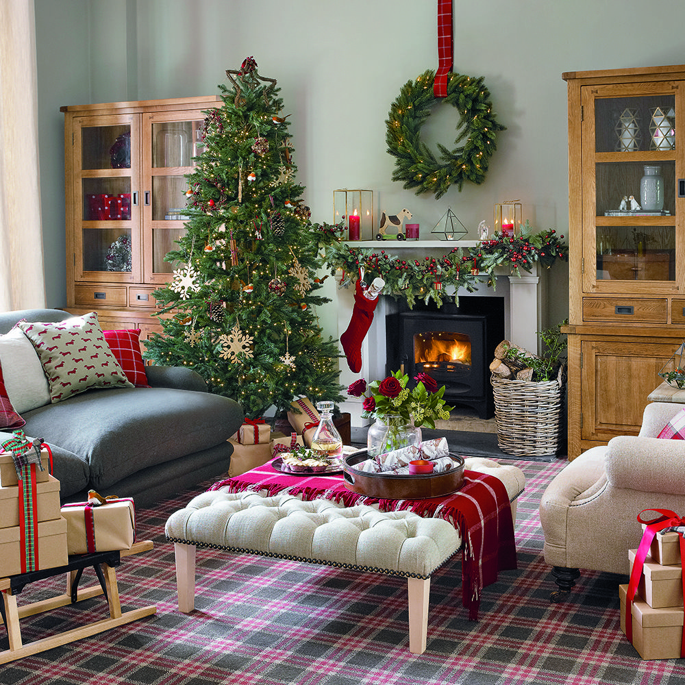 Traditional Christmas decorating ideas Traditional