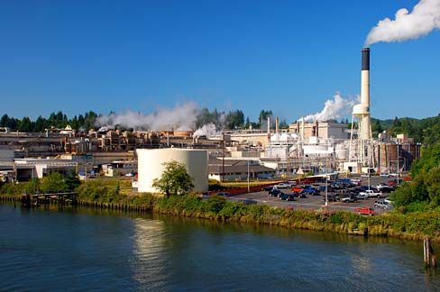 Image result for Toledo Oregon Pulp Mill
