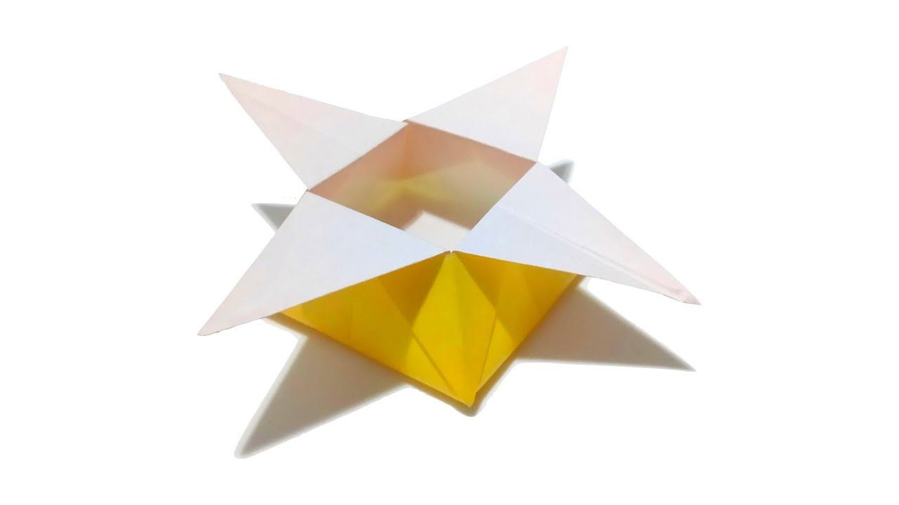 How to Make an Origami Star Box : 6 Steps (with Pictures ... | 720x1280