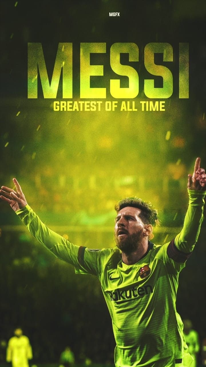 Green But Ok With Images Lionel Messi Wallpapers Lionel Messi Messi