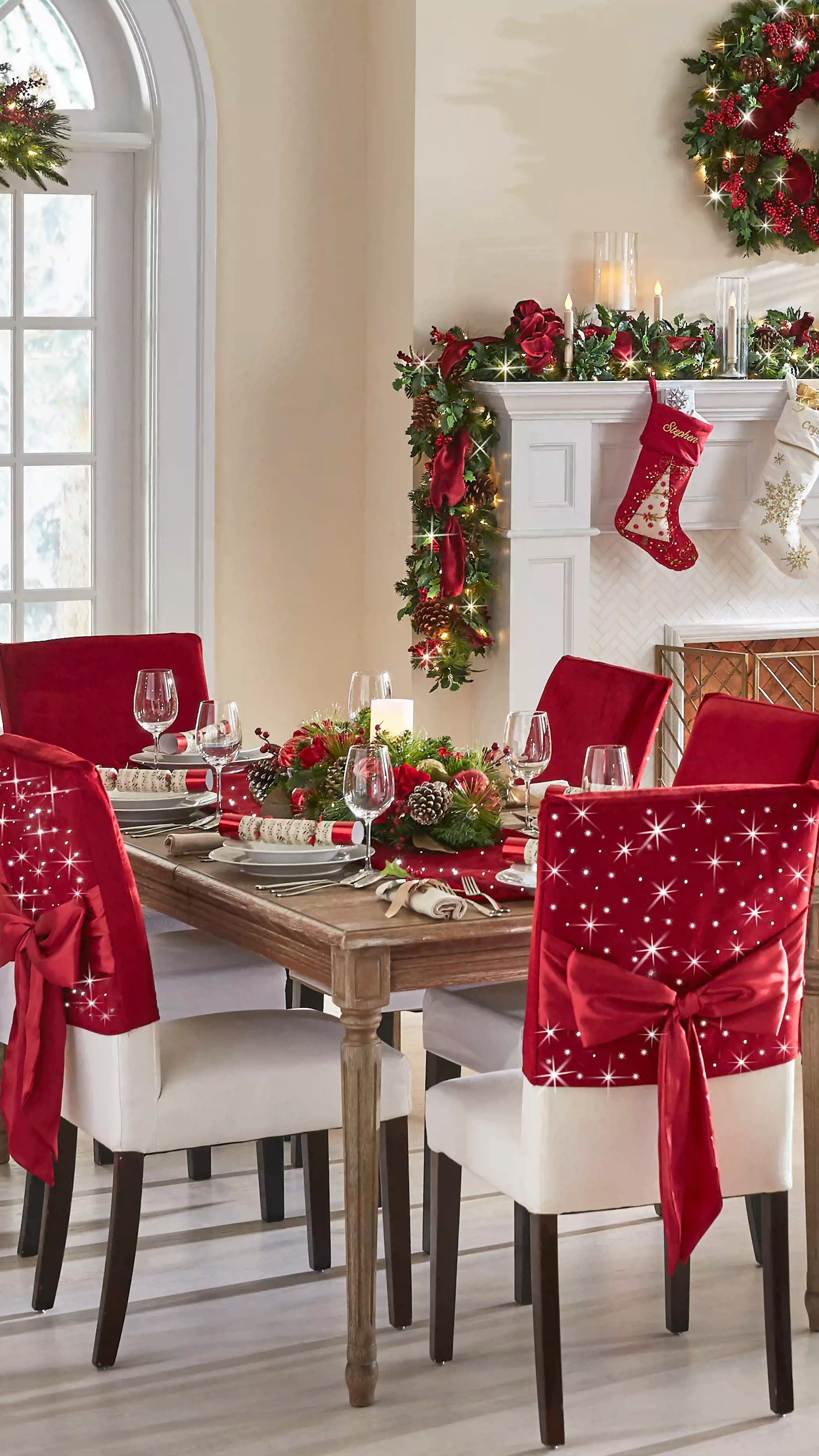 Hammacher Schlemmer Your Source For Unique Seasonal Decor Get Every Inch Of In 2020 Christmas Decorations Easy Christmas Decorations Indoor Christmas Decorations