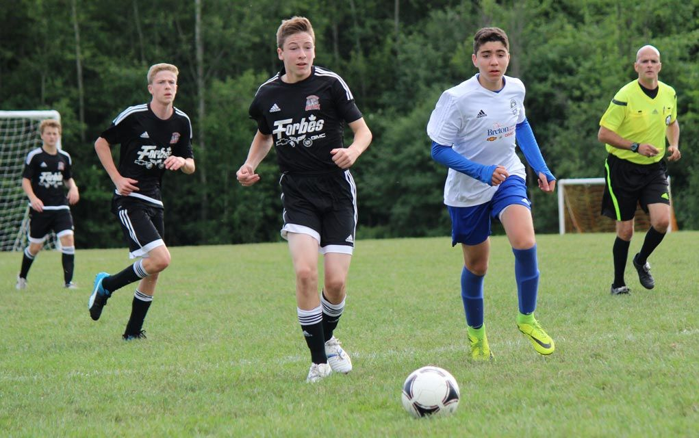 Weather Finally Cooperating Soccer Season Gets Underway Observer Soccer Season Youth Soccer League