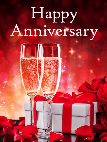 Cheers To The Special Day Happy Anniversary Card Birthday Greeting Cards By Davia Happy Anniversary Cards Happy Anniversary Happy Anniversary Wishes