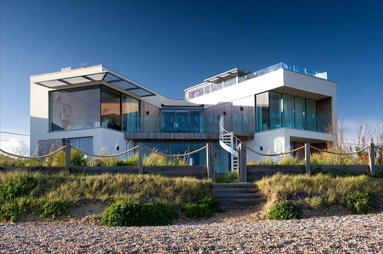Kent England modern house Travel Pinterest Coastal gardens