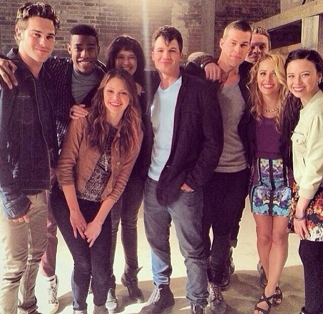 Star Crossed cast. I'm so mad that they canceled this show ...