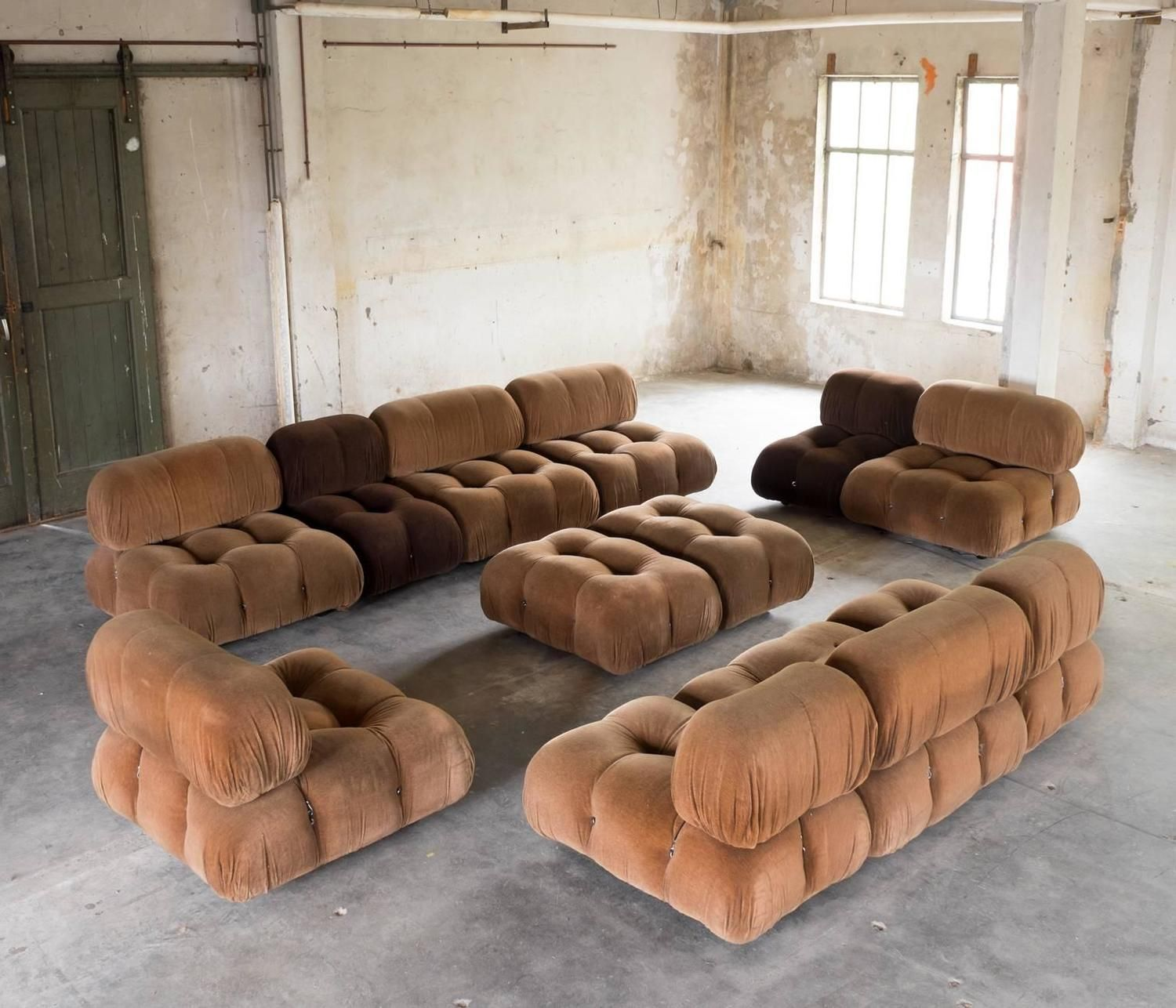 Camaleonda Modular Sofa By Mario Bellini For C B Italia 1970s