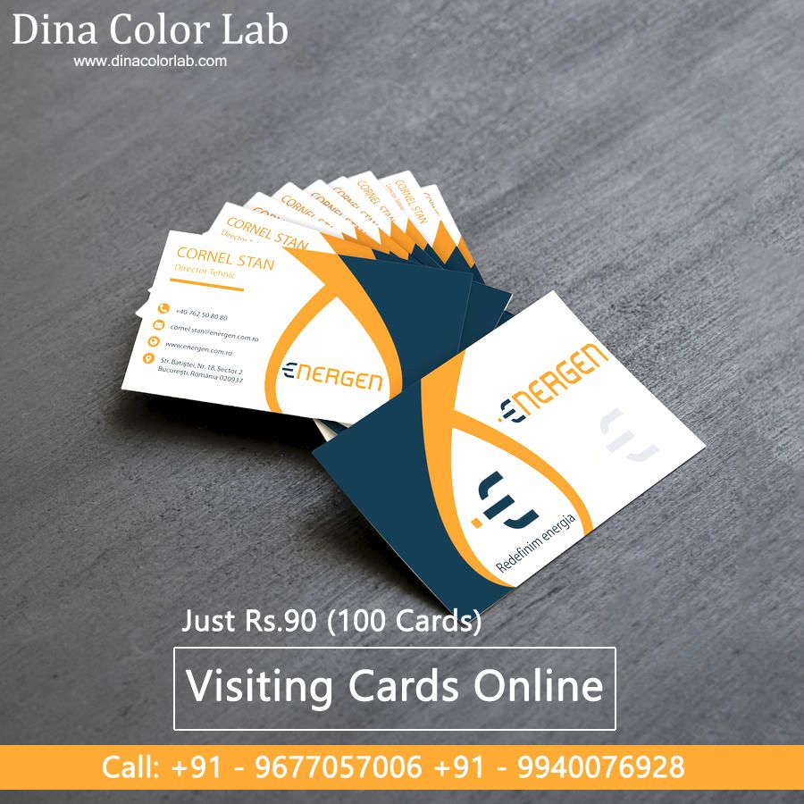 Business Card Printing Business Card Online Printing Business Cards Visiting Card Printing Printed Cards