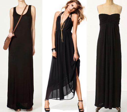 longhems.com long black dress (16) #longdresses | Dresses & Skirts ...