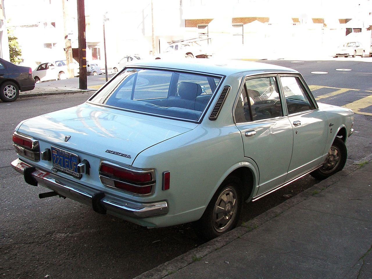 1970 toyota corona vintage consumer cars pinterest toyota corona toyota and cars