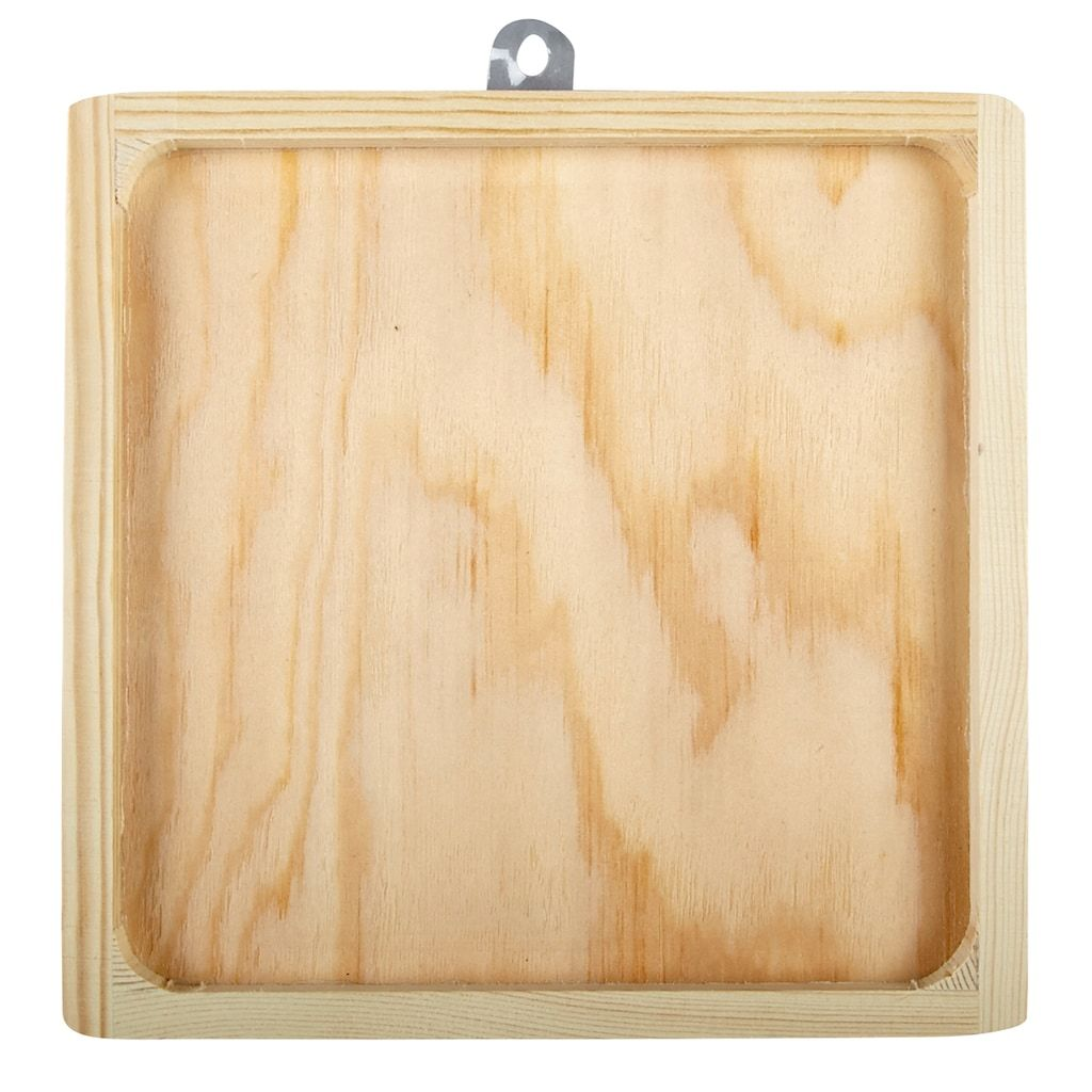 Square Mosaic Wood Plaque By Artminds Wood Plaques Wood Mosaic Wood Pallet Wall
