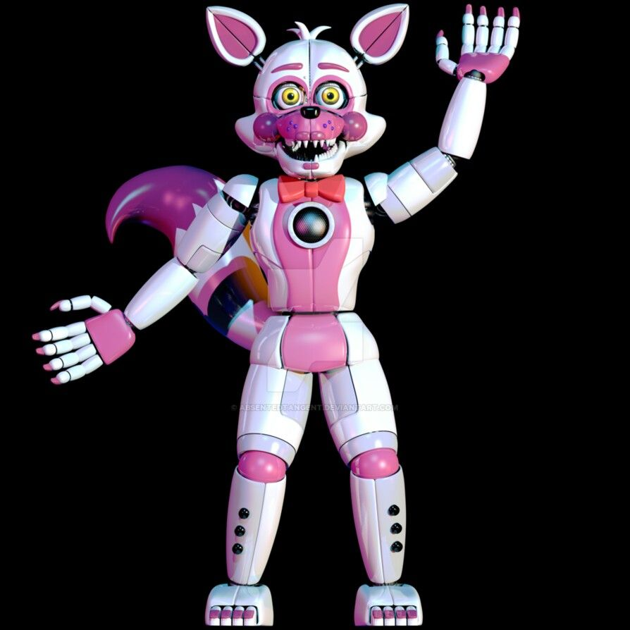 5 Nights At Foxys funtime foxy!!   funtime foxy, drawing for kids, fnaf sister