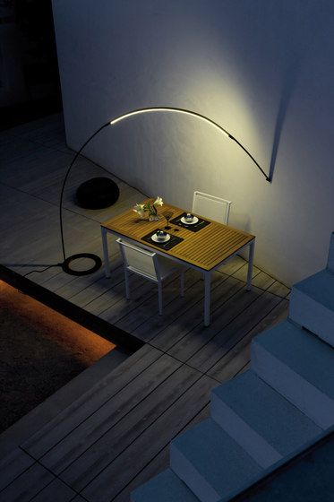 Halley 4150 outdoor general lighting from vibia architonic