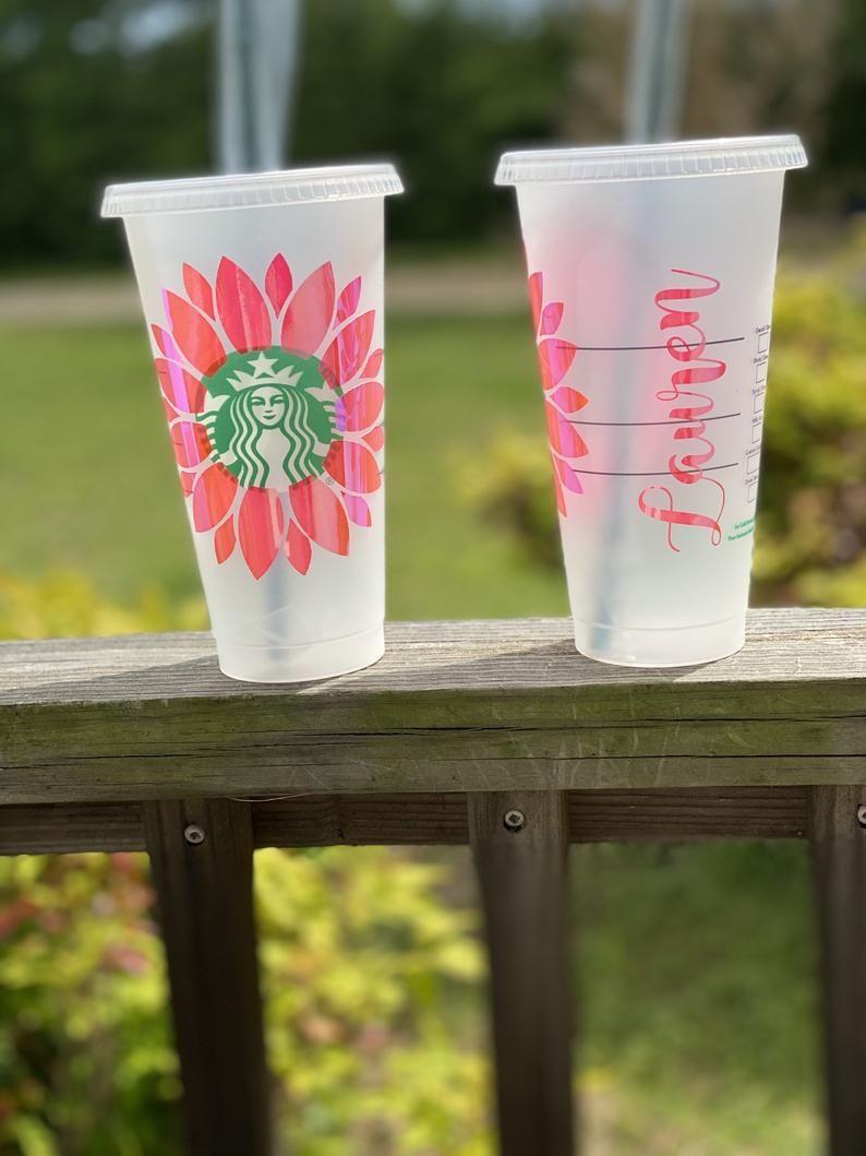 Pin On Custom Starbucks Cups