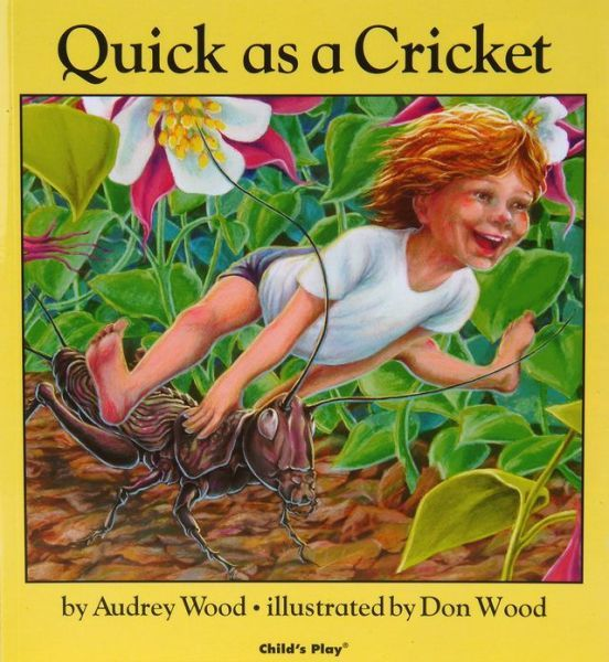 Quick As A Cricket Simile Lesson Plan Picture Book Simile Poems