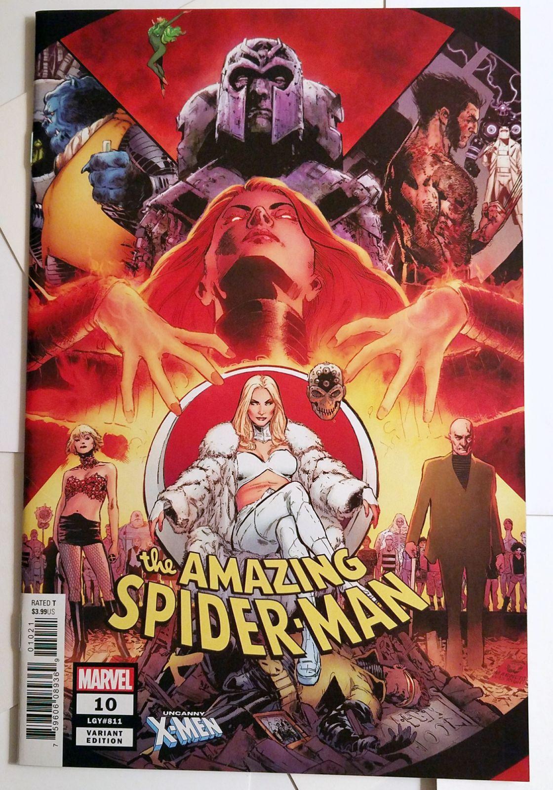 X-MEN RED #10 MARVEL COMICS NM