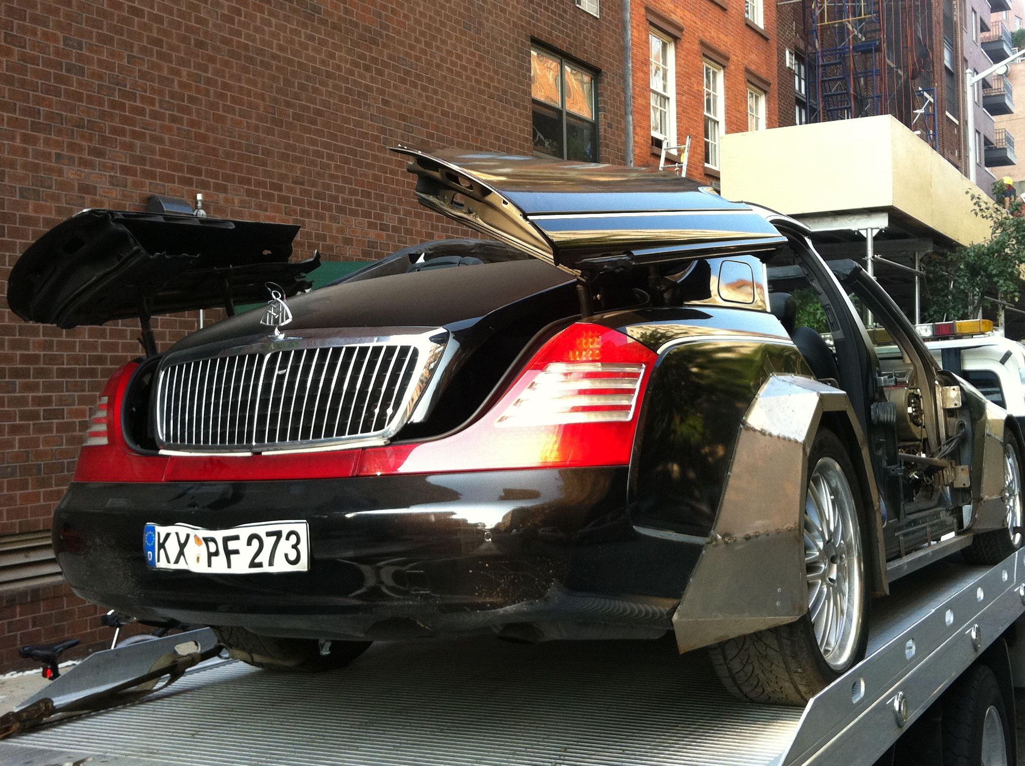 jay-z maybach coupe | jay-z's new maybach? | | cars | pinterest