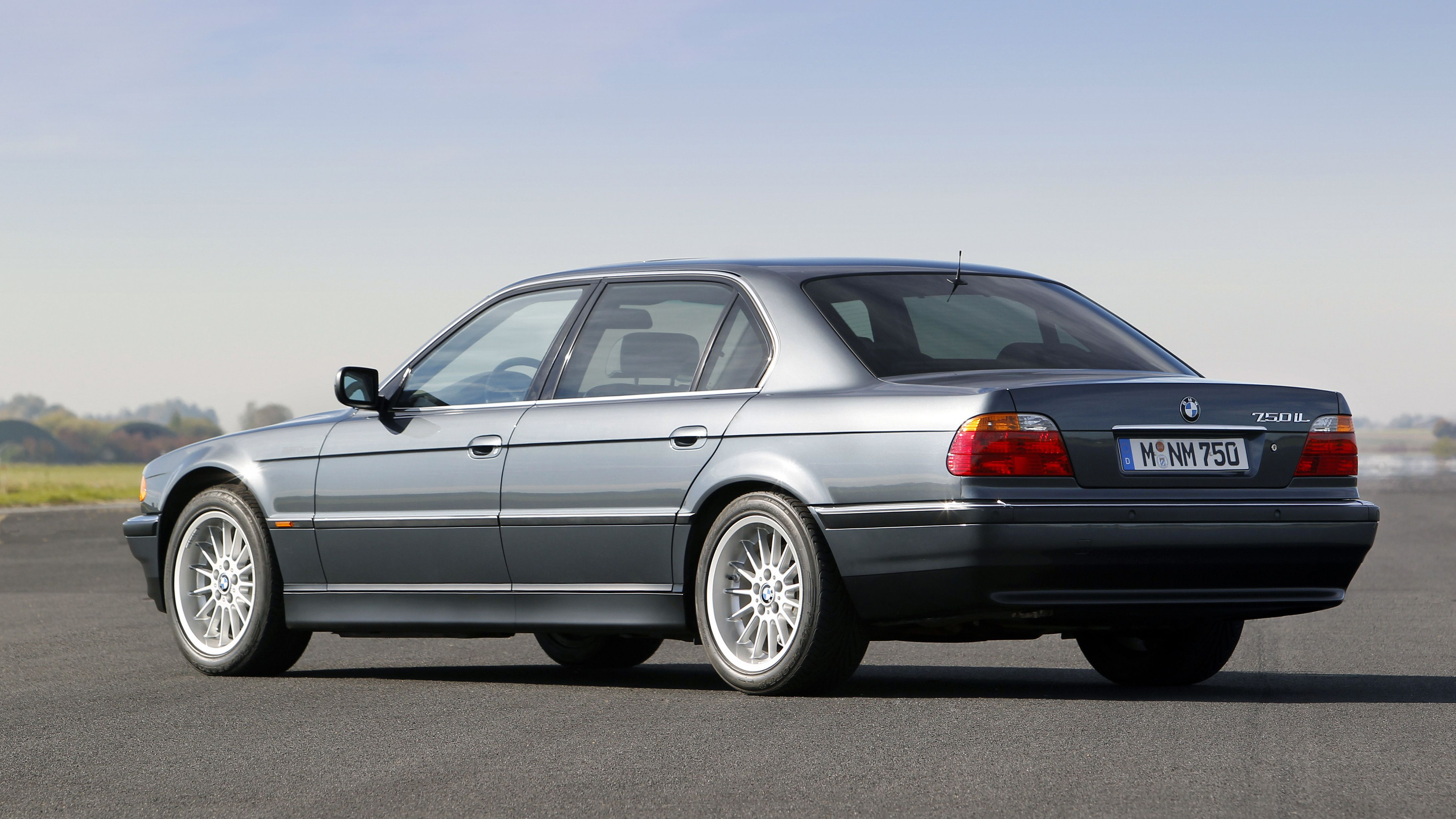 BMW 750iL (E38) (с изображениями)   Автомобили