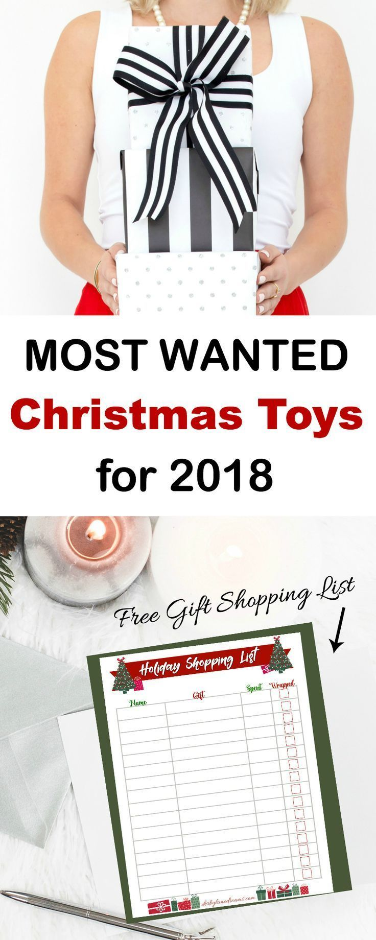 <b>The</b> Hottest Holiday Toys for <b>Christmas 2018</b> | Best Blogging ...