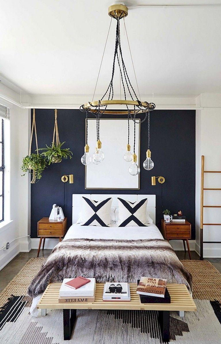 37 Amazing Navy Master Bedroom Decor Ideas Home Decor Bedroom