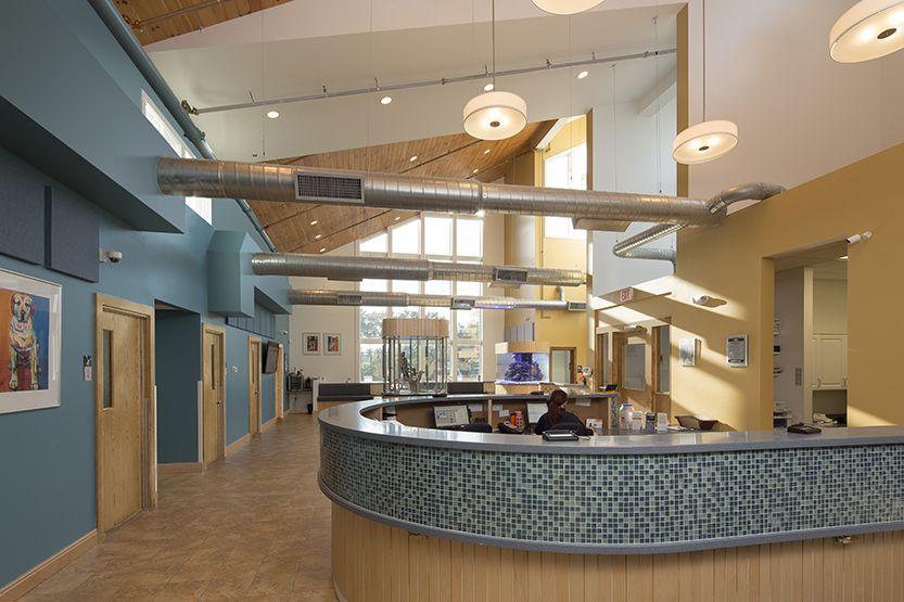 Veterinary Architecture - Veterinary Hospital Design - Veterinary ...