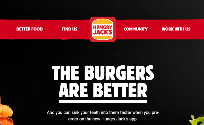 Www Myhjexperience Com Take Hungry Jack S Survet To Win Free