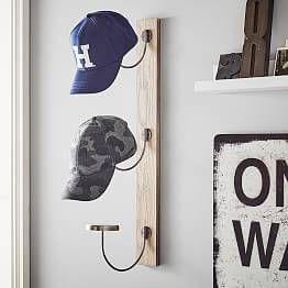 Shoe Amp Hat Metal Wall Organization Hat Storage Wall Hooks