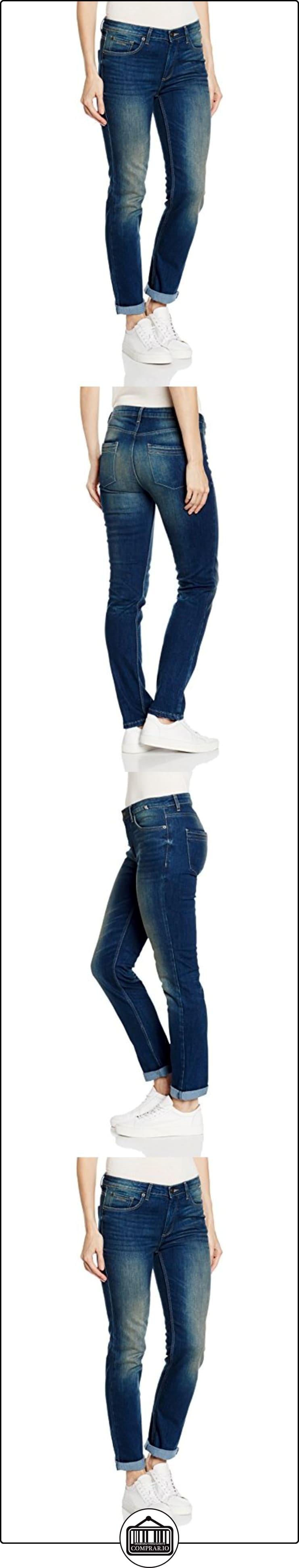 H.I.S Jeans Marylin, Jeans para Mujer, Azul (Prime Blue 9363), W27/L33 (Talla del Fabricante: 36/33)  ✿ Vaqueros ✿