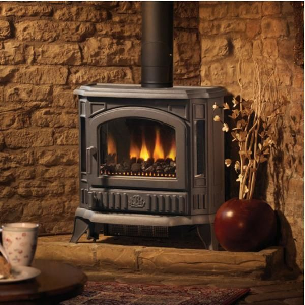 Broseley Winchester Electric Stove Wood Burning Stove