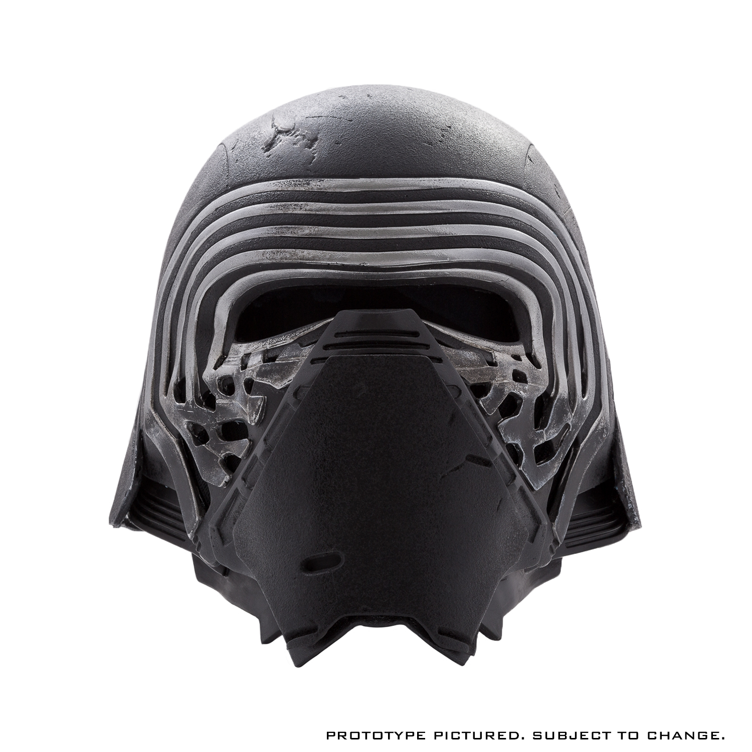 Star Wars The Force Awakens Kylo Ren Helmet Premier Line