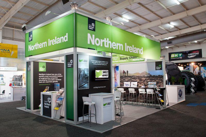 Exhibition Stands Ireland : Invest northern ireland system exhibition stand m