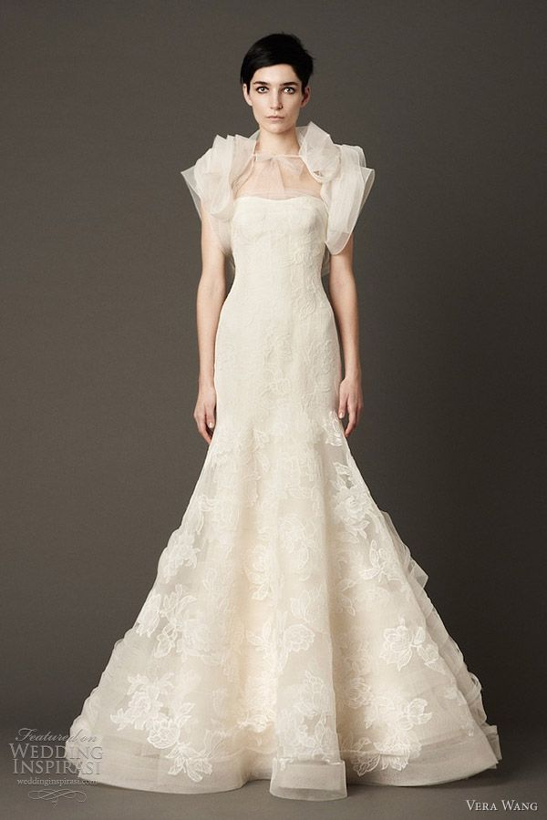Vera Wang Wedding Dresses Fall 2013 | De novia, Vestidos de novia y ...