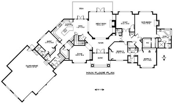 amazing luxury ranch home plans