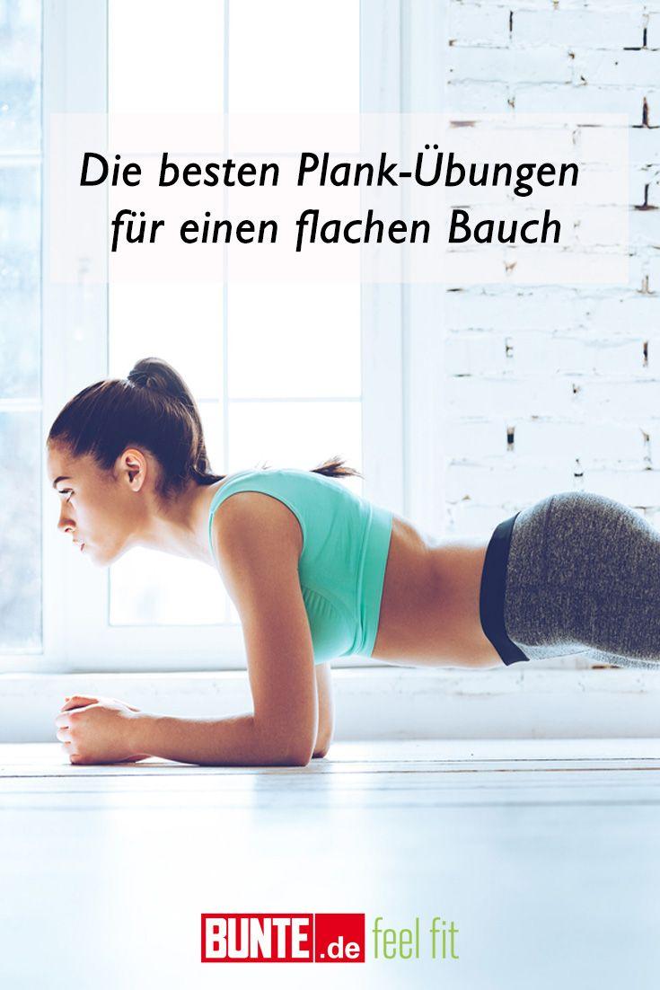 Fitness-Tipps: Planking leicht gemacht: Mit diesen Übungen kommst du noch schneller zum flachen Bauch