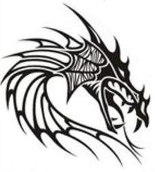 Chinese Dragon Head Pattern Clip Art Dragon Head Drawing Dragon Head Tattoo Dragon Head