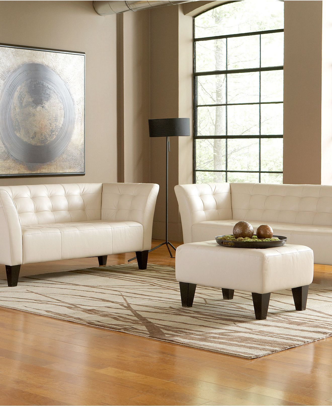 Orso Living Room Furniture Sets Pieces Furniture Macy S Living Room Furniture Collections Tufted Sofa Living Room Living Room Furniture