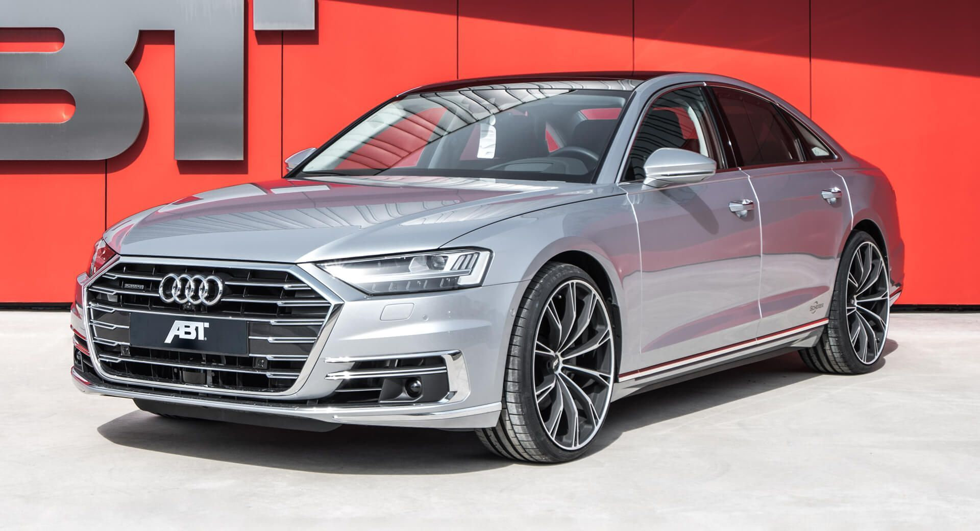 New Audi A8 Diesel Gets Muscled Up By Abt Carscoops Audi A8 Audi Volkswagen Group