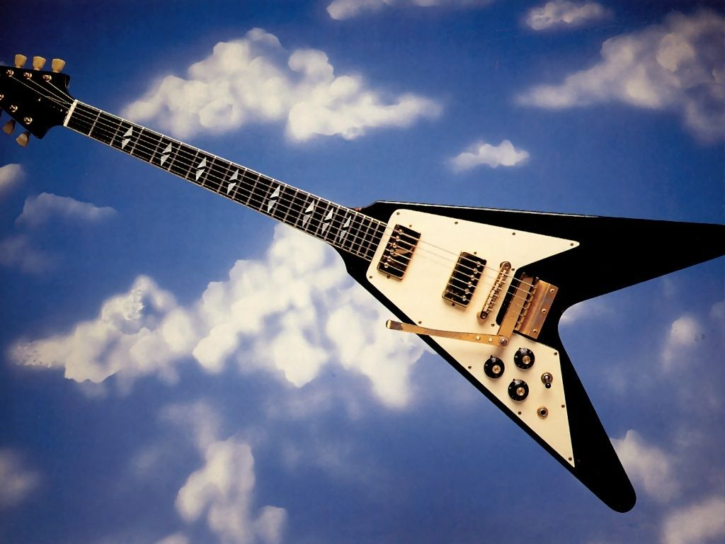 gibsonguiar flying v lefty southpaw rebeltweet johnathon mann southpaws gibson les. Black Bedroom Furniture Sets. Home Design Ideas