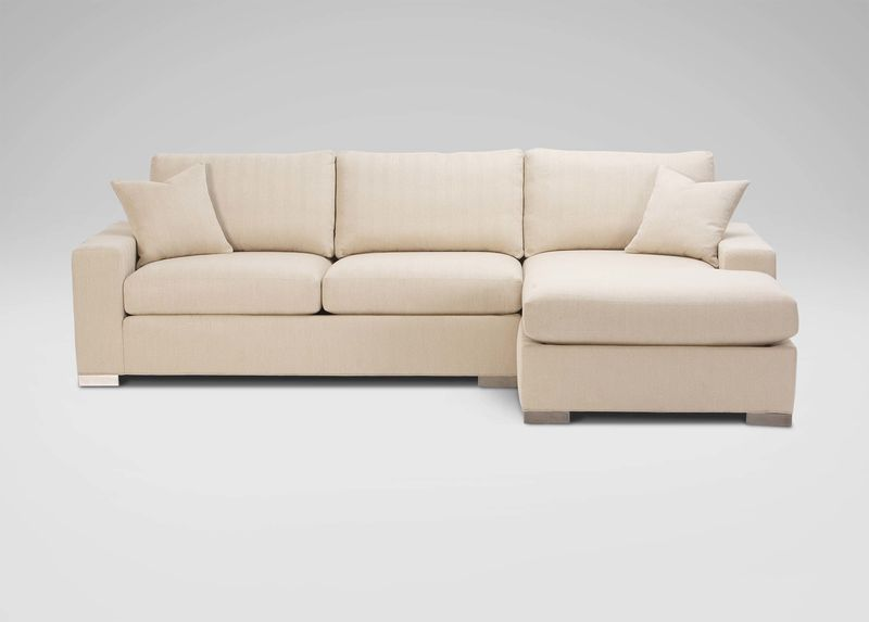 Ethan Allen Conway Sectional Probably Need Larger