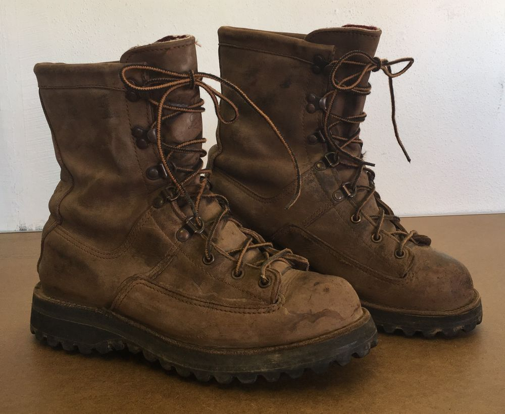 b47bdb957d3 DANNER Boots Vintage 200G Insulated 61100 Leather Hunting Gore Tex ...