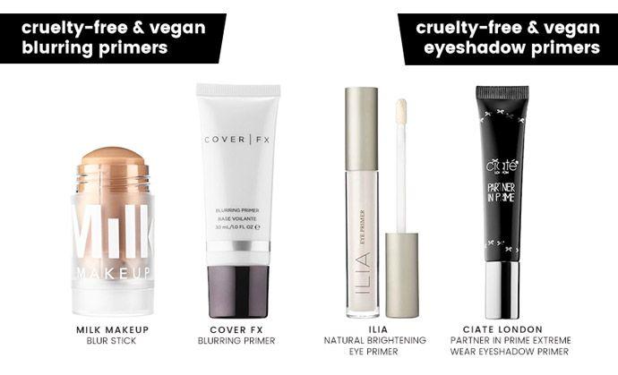 Cruelty Free Vegan Primers Vegan Beauty Vegan Sephora