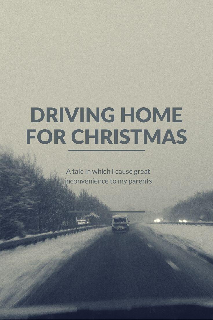 Driving Home For Christmas.Driving Home For Christmas Christmas Gifts Tips