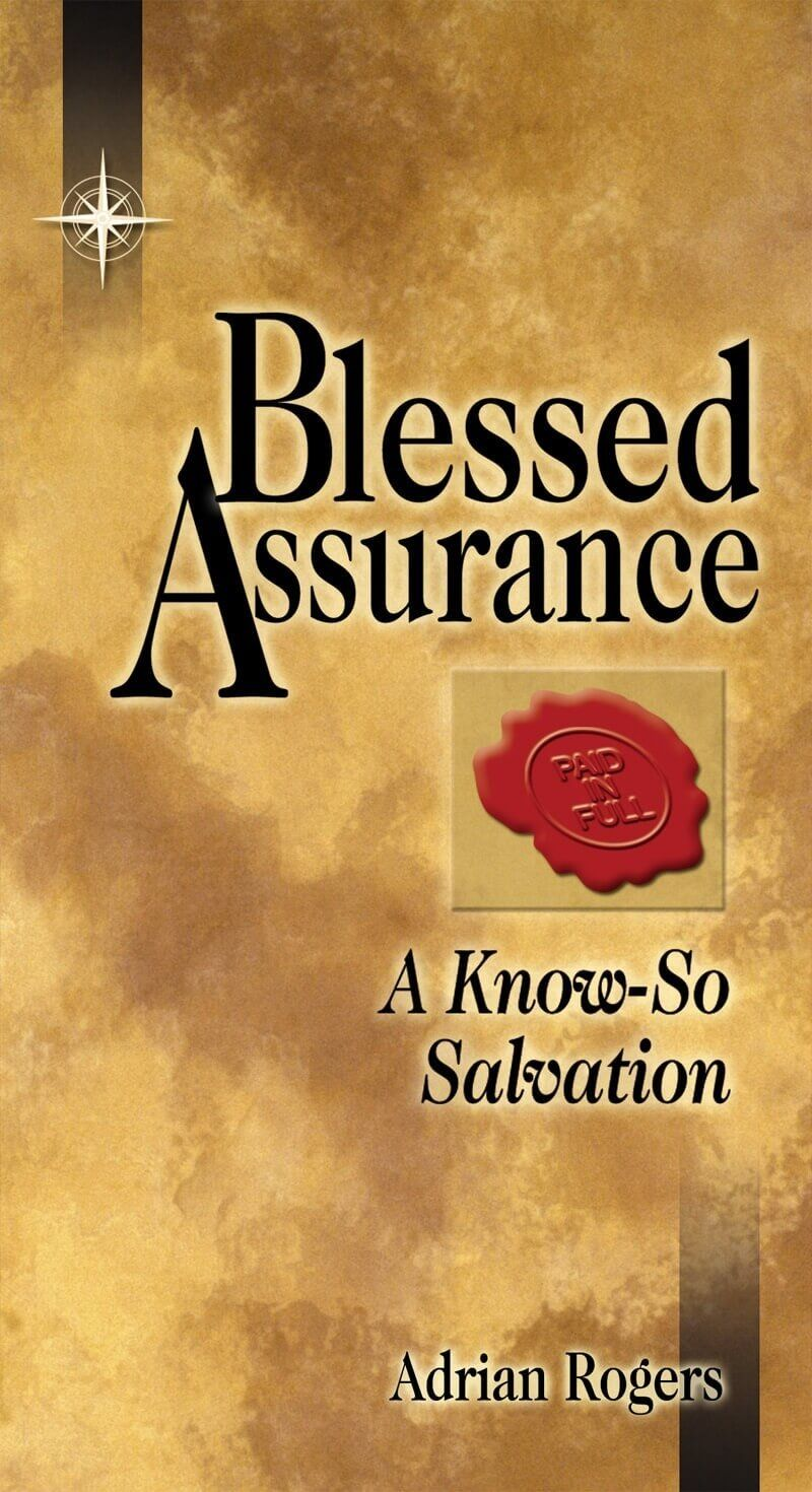 how to be assured of your salvation