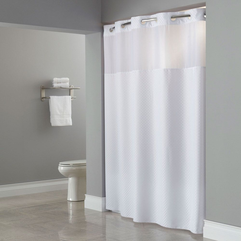 Hookless Hbh72ptm0177 White Repet One Planet Daytona Shower