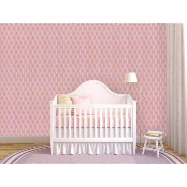 papier peint rose motifs papier peint miss zo de. Black Bedroom Furniture Sets. Home Design Ideas