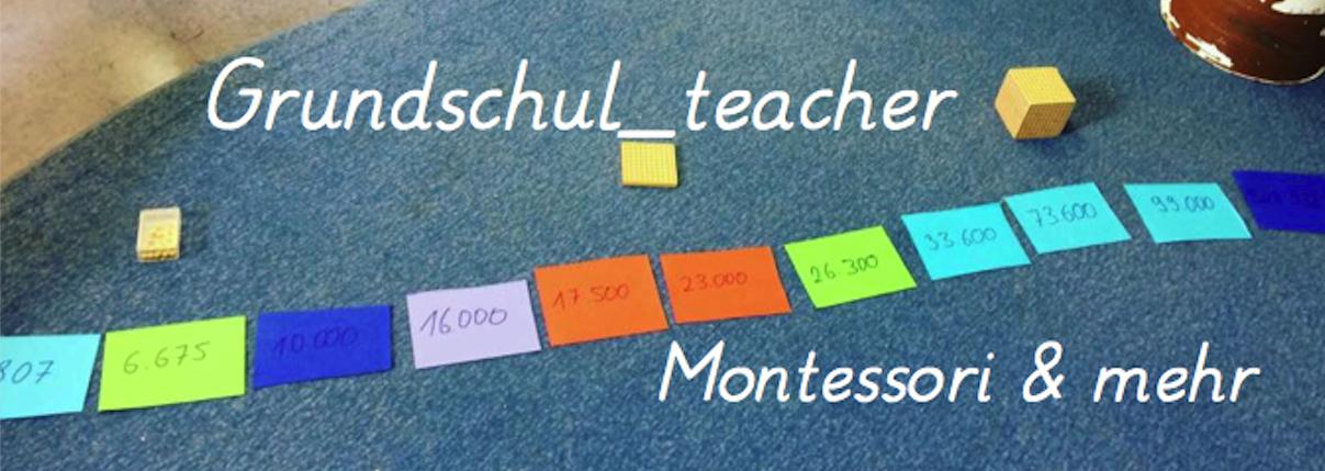 Grundschul_teacher - Montessori & mehr